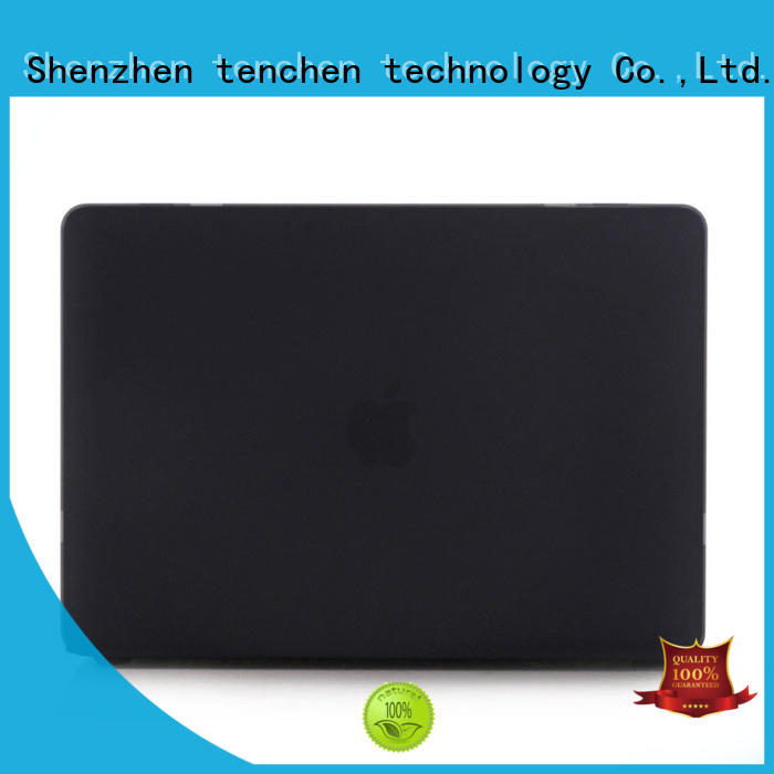 TenChen Tech leather macbook case manufacturer for retail