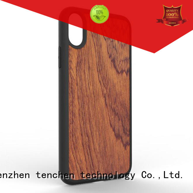 TenChen Tech biodegradable phone case series for home