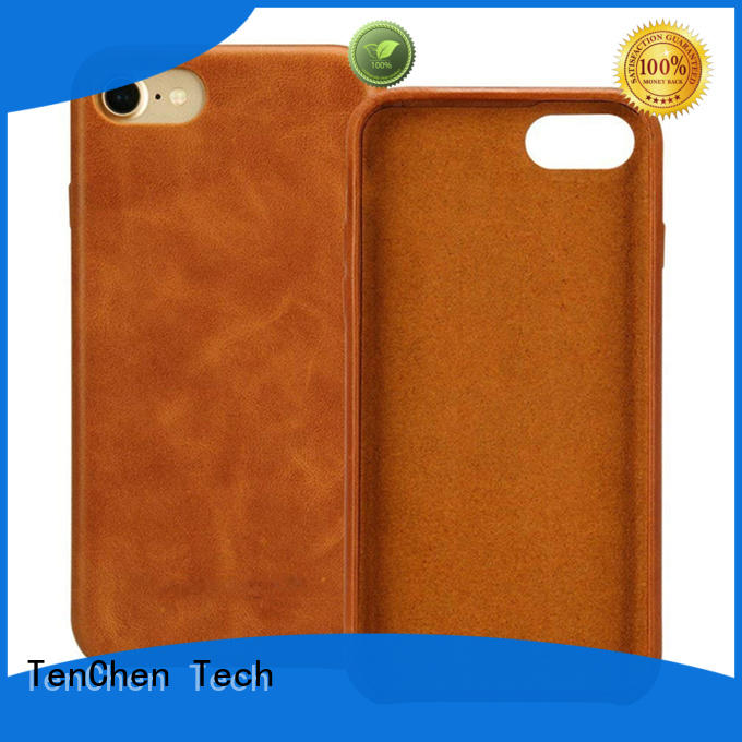 mobile phones covers and cases tpe silicone bumper Warranty TenChen Tech