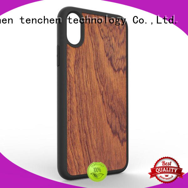 rubber cell phone cases edge for store TenChen Tech