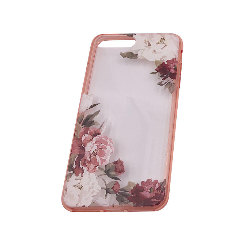 TenChen Tech-Leather Cell Phone Case, Imd Pattern Pc Tpu Phone Case-1