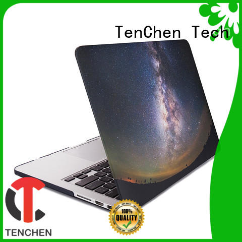 macbook pro protective cover antidust laptop macbook pro protective case TenChen Tech Brand