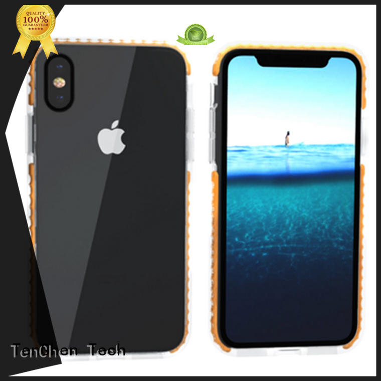 TenChen Tech silicone tpu rubber phone case series for shop
