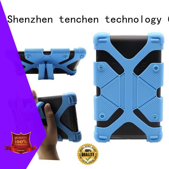 silicon ipad mini case cover quality back TenChen Tech Brand