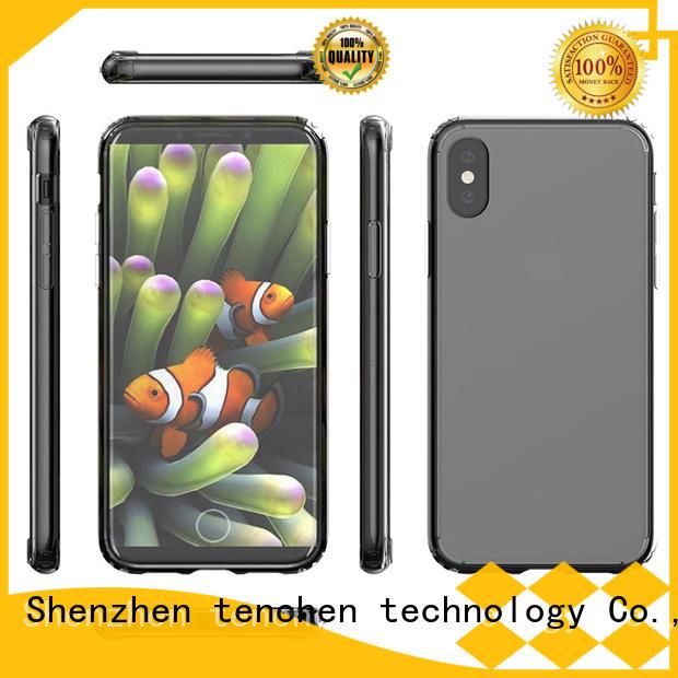TenChen Tech Brand phone gradient pc case iphone 6s manufacture