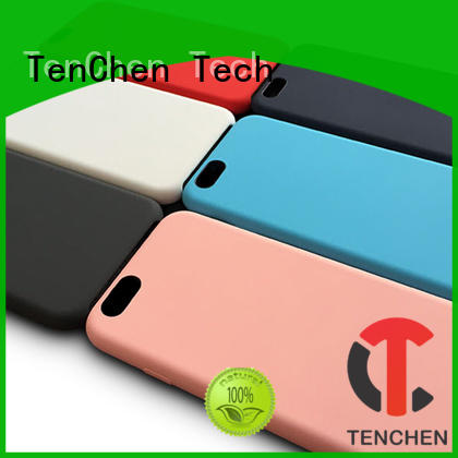 TenChen Tech Brand black pla custom mobile phones covers and cases