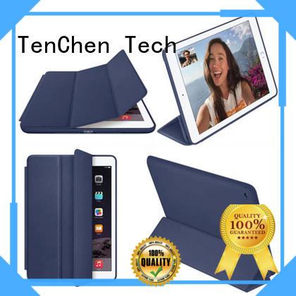 ipad mini case cover back proof air TenChen Tech Brand