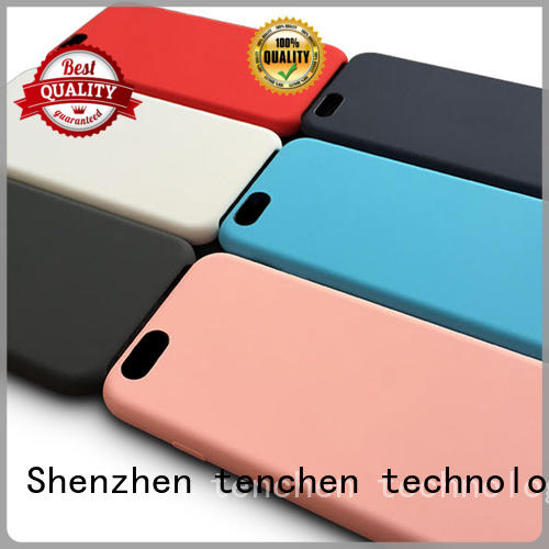 silicone case directly sale for home TenChen Tech