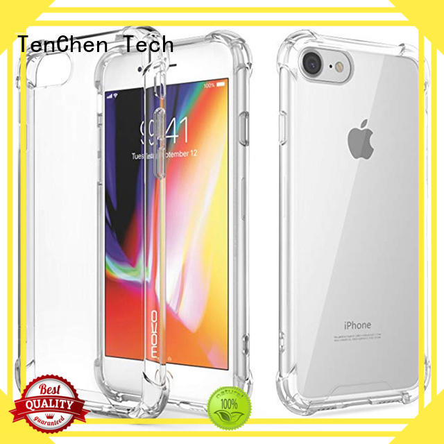 microfiber shockproof case iphone 6s luxury iphone TenChen Tech company