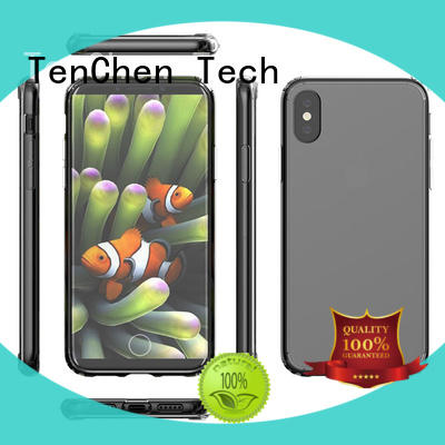 TenChen Tech leather wholesale phone cases series for store