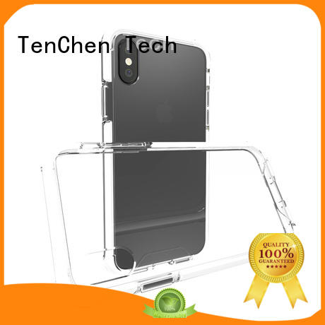 TenChen Tech Brand pc black mobile phones covers and cases tpe supplier