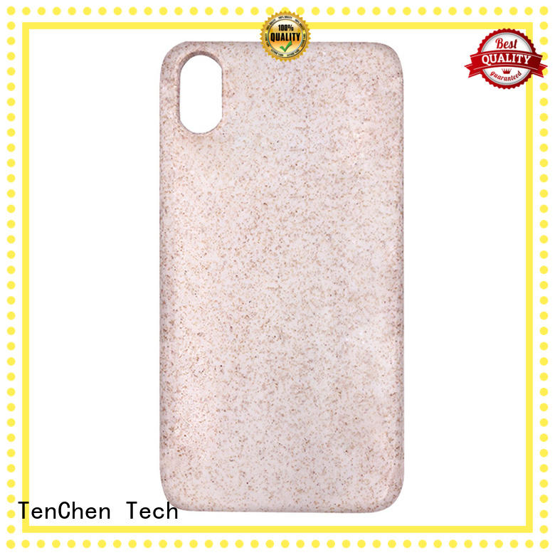 PLA rubber phone covers from China for home TenChen Tech