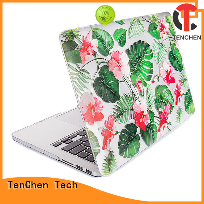 TenChen Tech leather macbook pro case series for store