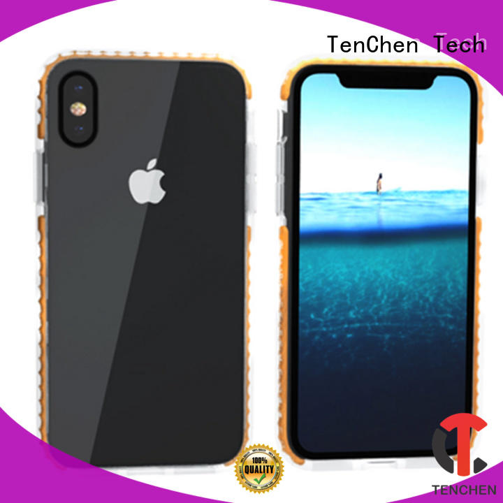 TenChen Tech phone case factory china manufacturer for commercial