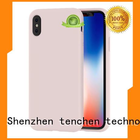 corner fiber color tpe TenChen Tech Brand case iphone 6s supplier