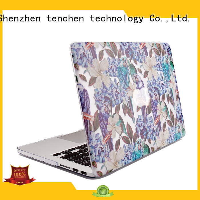 Wholesale print macbook pro protective case TenChen Tech Brand