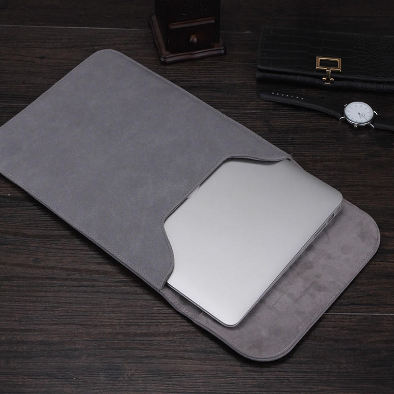 TenChen Tech-Wool Felt Notebook Case And Bag Sleeve For Macbook Of 11 | Leather Macbook-1