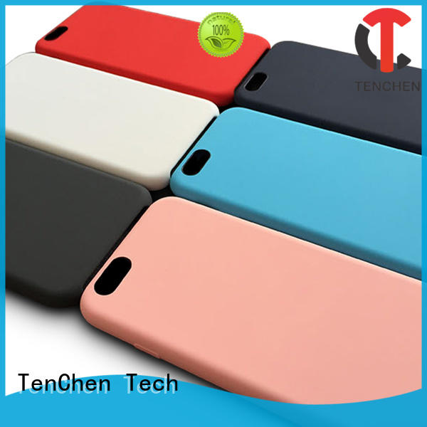 TenChen Tech phone case factory china customized for retail