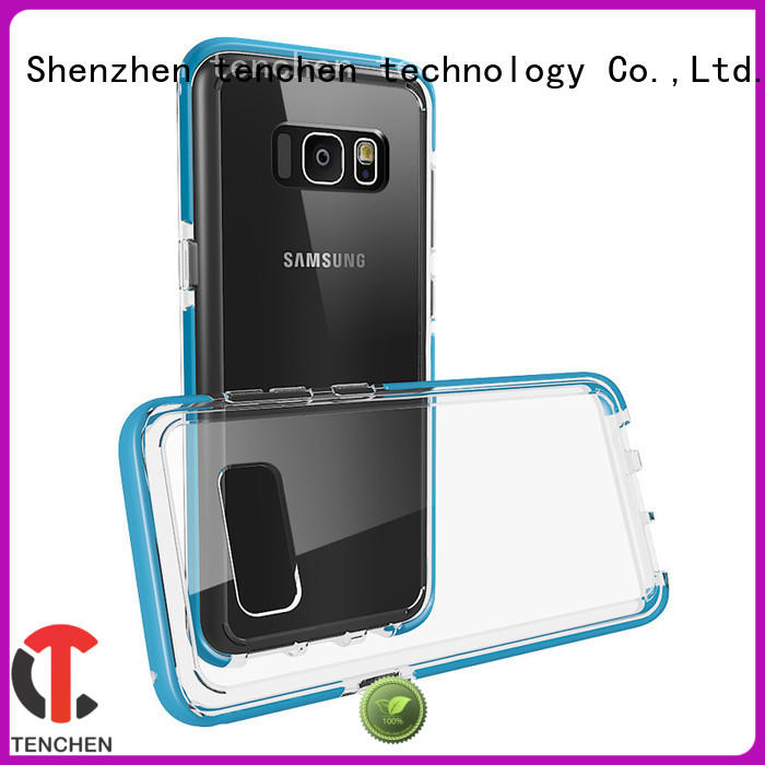 Wholesale wood mobile phones covers and cases solid TenChen Tech Brand