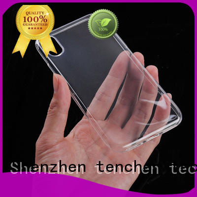 mobile phones covers and cases fiber coloured TenChen Tech Brand company