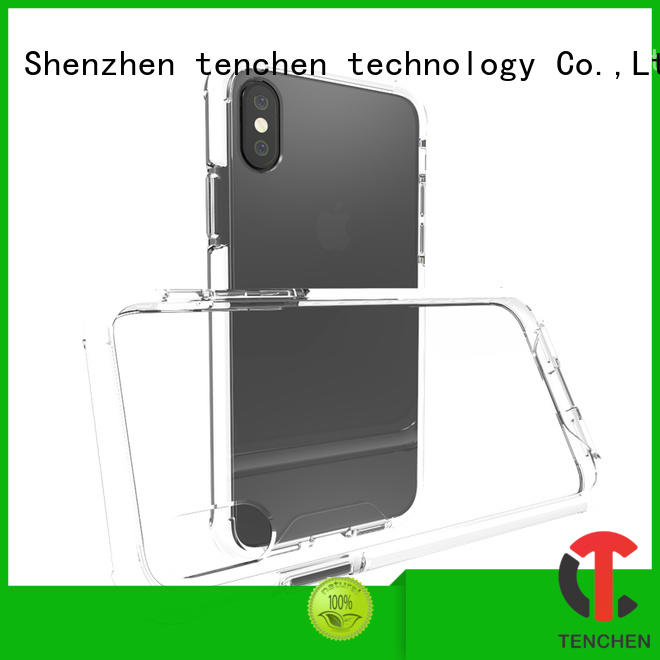 TenChen Tech Brand color coloured scratch mobile phones covers and cases