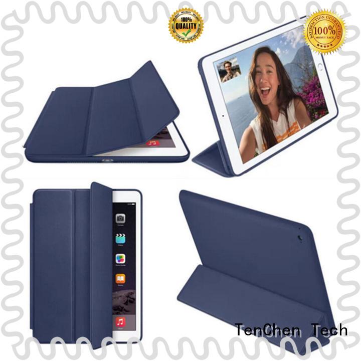 silicon leather ipad mini case supplier for shop