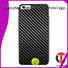 fiber real case iphone 6s pattern TenChen Tech Brand company