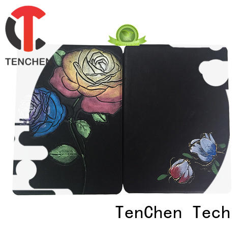 quality cover apple ipad air case rubber TenChen Tech Brand