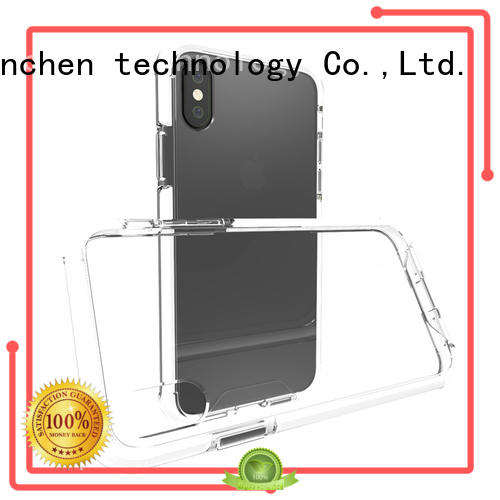 microfiber pc clear TenChen Tech Brand mobile phones covers and cases factory