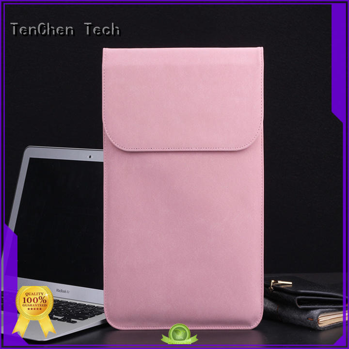 TenChen Tech black macbook cover case from China for retail