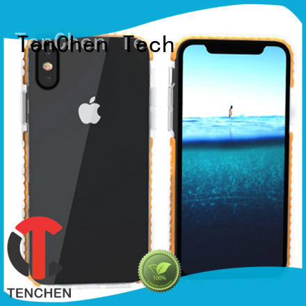 scratch imd case iphone 6s black color TenChen Tech company