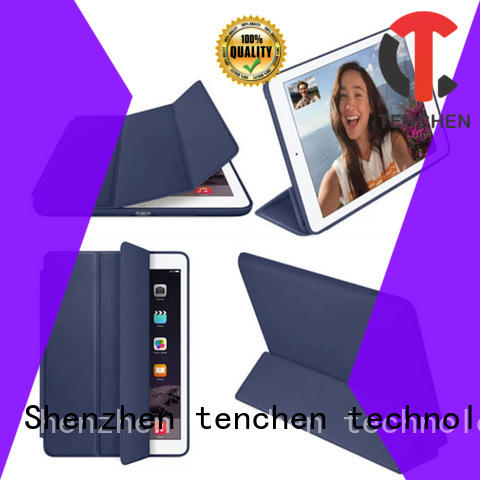 TenChen Tech apple ipad air smart case factory price for retail