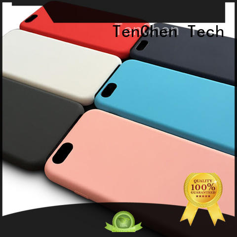 TenChen Tech hand strap iphone 11 case customized for store