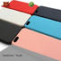 imd microfiber transparent bumper mobile phones covers and cases TenChen Tech Brand