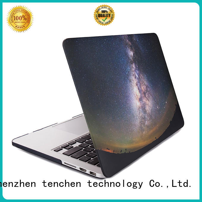 Wholesale print macbook pro protective cover cover TenChen Tech Brand