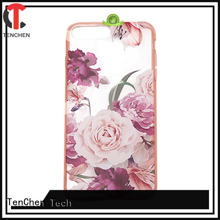 shockproof carbon TenChen Tech Brand mobile phones covers and cases