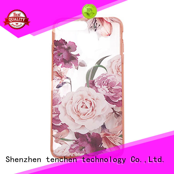wood slim protective iphone 6 case series for retail TenChen Tech