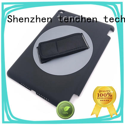 rubber ipad air hard case 360 for home TenChen Tech