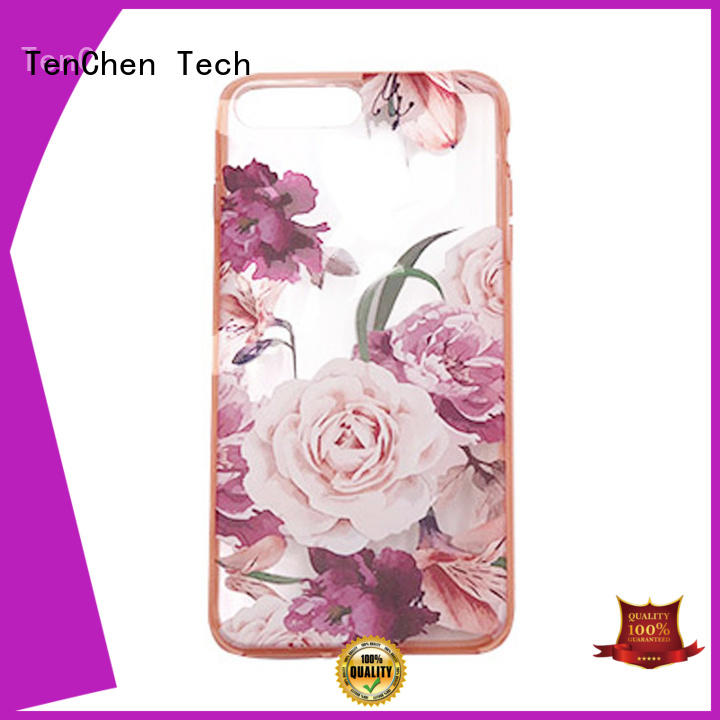 TenChen Tech microfiber personalised phone covers supplier semitransparent for home