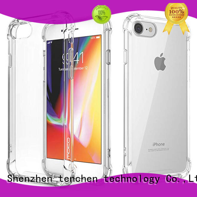 TenChen Tech shockproof iphone case supplier manufacturer for store