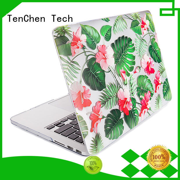 Hot parrot macbook pro protective case notebook cover TenChen Tech Brand