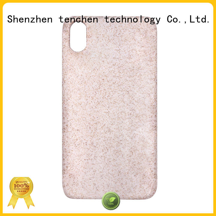 ecofriendly corner TenChen Tech Brand mobile phones covers and cases