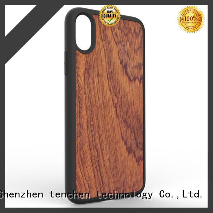 TenChen Tech polyurethane phone case directly sale for shop