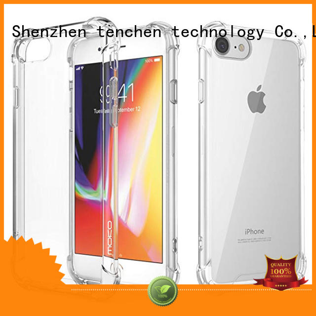 TenChen Tech Brand edge wood liquid mobile phones covers and cases case
