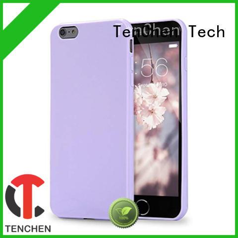 polyurethane phone case for store TenChen Tech