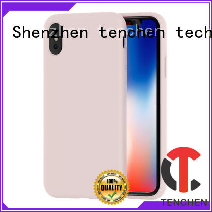 TenChen Tech back cover phone case suppliers directly sale for commercial