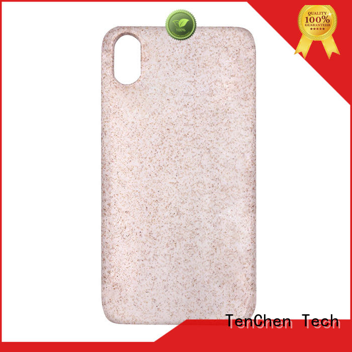 wallet mobile cover manufacturer black for store TenChen Tech