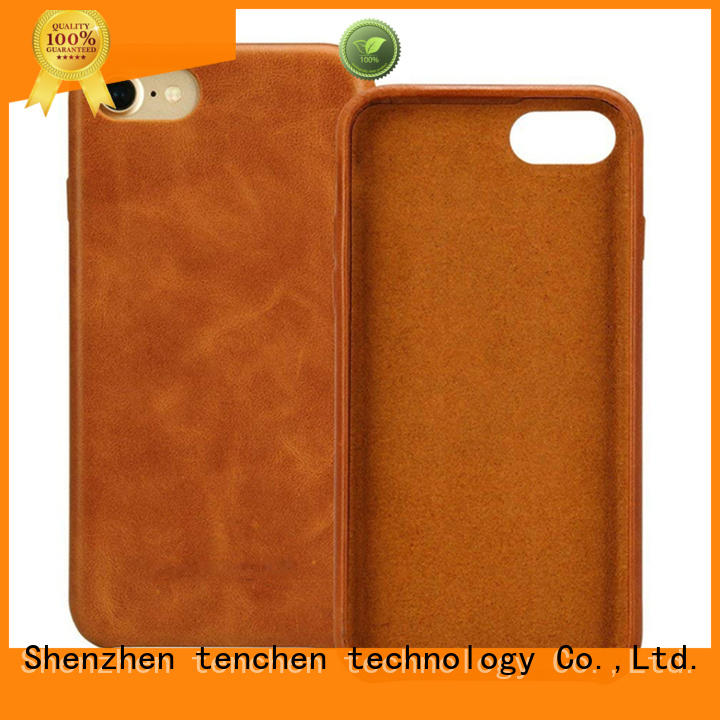 Quality TenChen Tech Brand mobile phones covers and cases ecofriendly pla