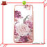 black personalised phone case silicone from China for shop