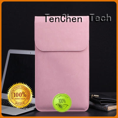 leather macbook case wool for home TenChen Tech